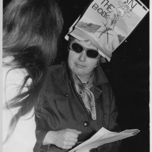 Feminist activist 1970s