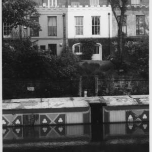 Regent's Canal, Islington London