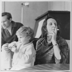 Elizabeth Lutyens, composer,
